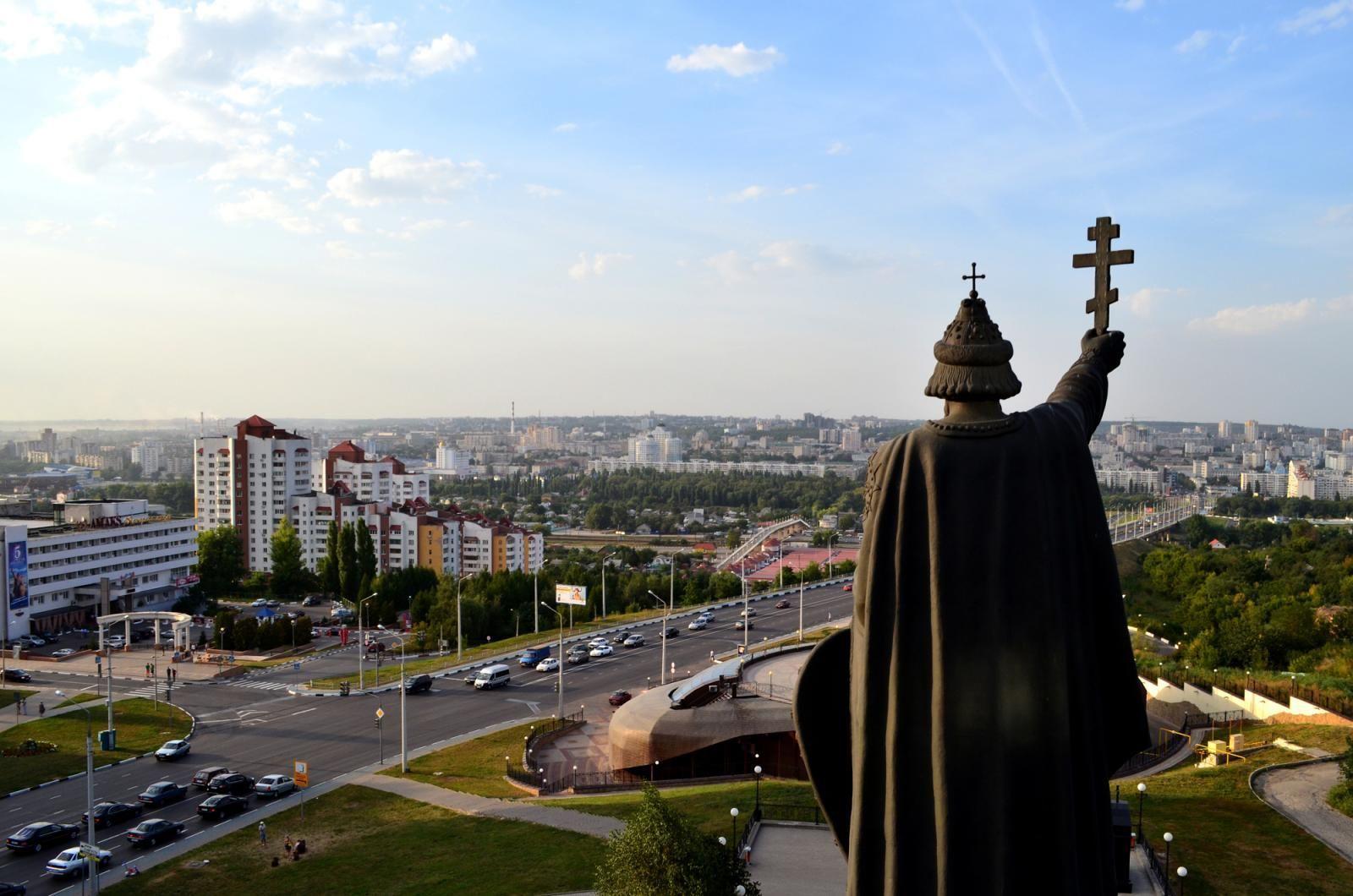 Белгород: достопримечательности города с фото и описаниями