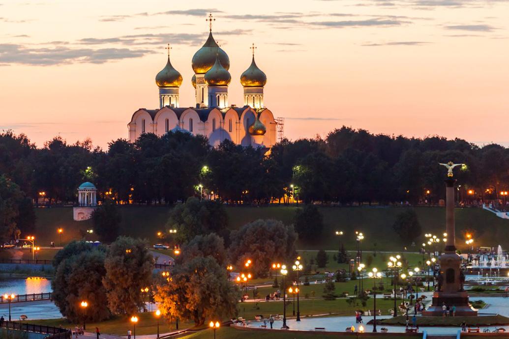 Ярославль: достопримечательности города с фото и описаниями