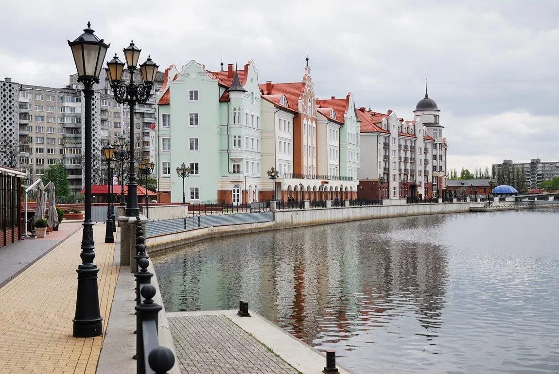 Калининград: достопримечательности города с фото и описаниями