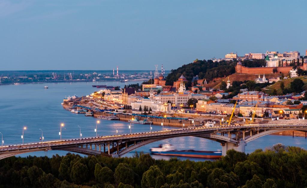 Нижний Новгород: достопримечательности города с фото и описаниями
