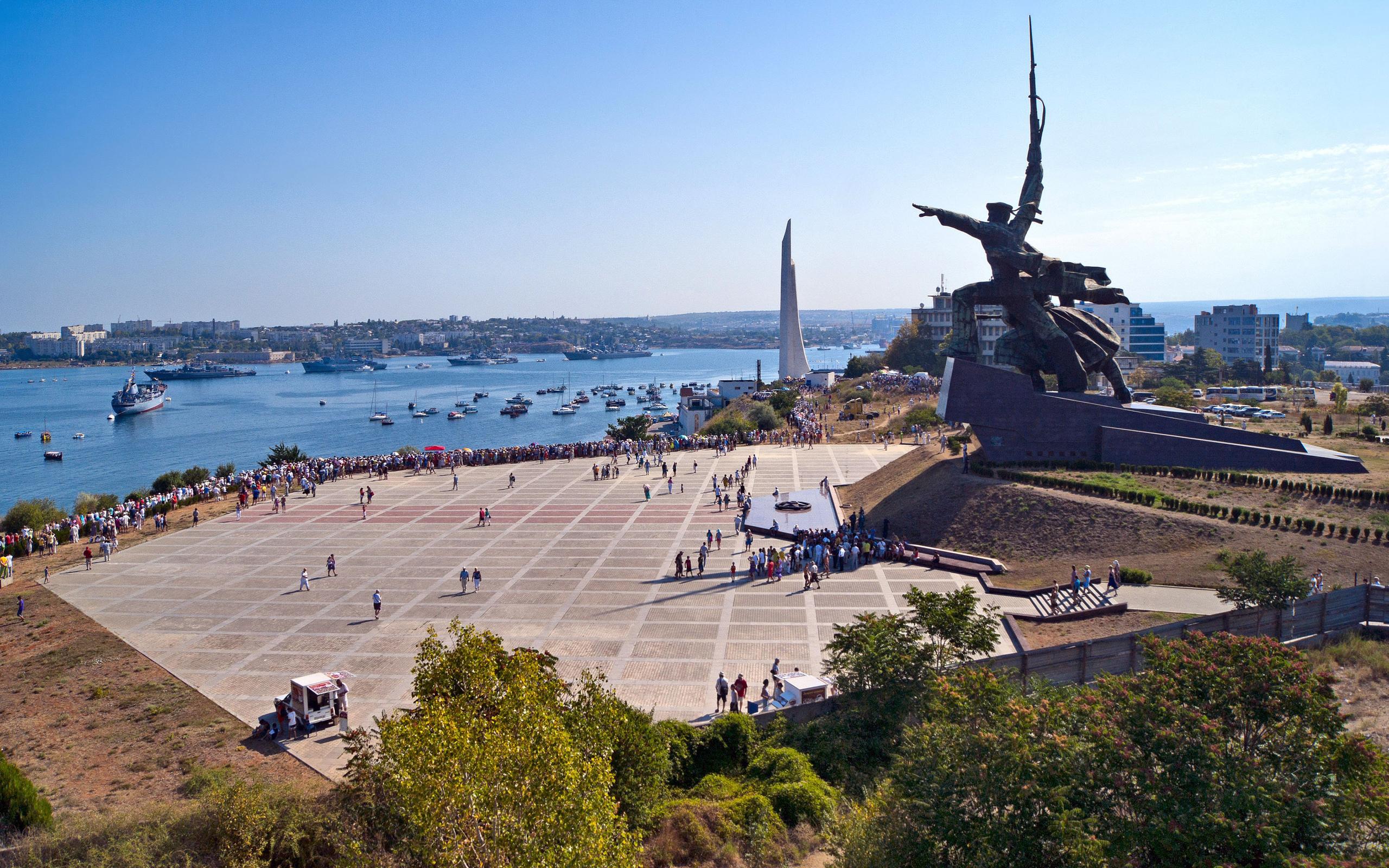 Севастополь: достопримечательности города с фото и описаниями