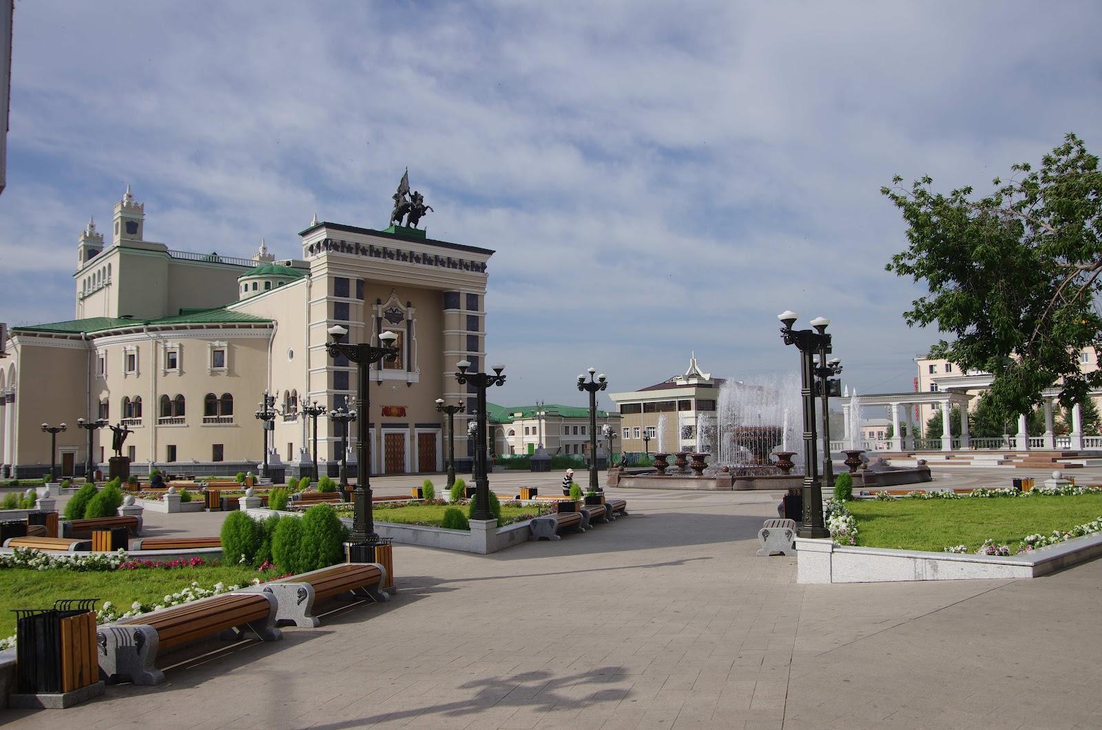 Улан-Удэ: достопримечательности города с фото и описаниями
