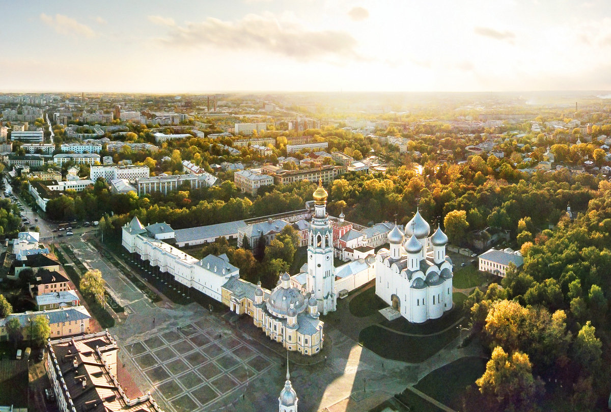 Вологда: достопримечательности города с фото и описаниями