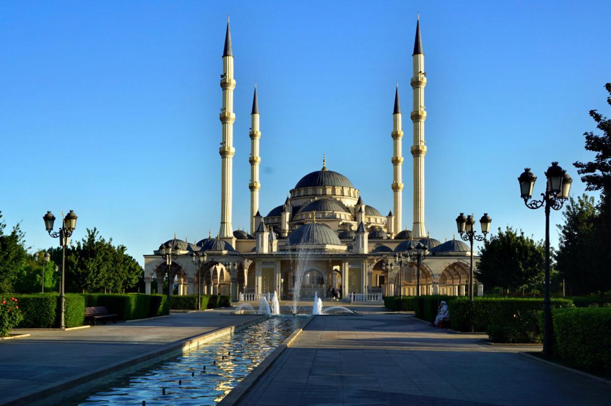 распространённых вопросов картинки мечеть в сердце чечни находится