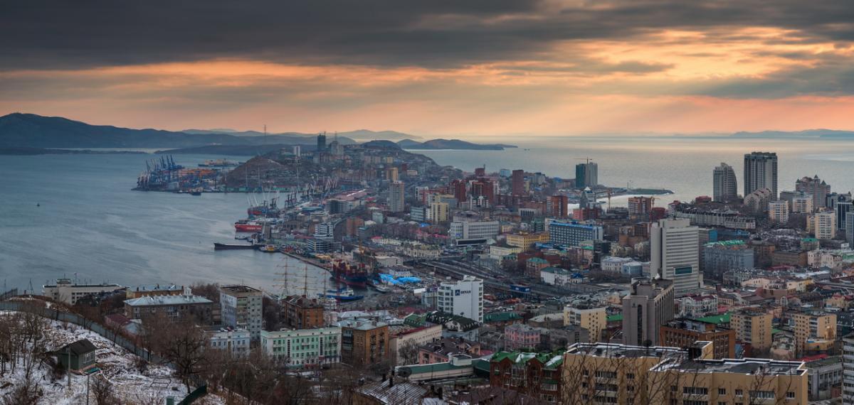 владивосток панорамные фото города помните
